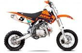 Питбайк Apollo RFZ ELITE 150 Replica KTM 14/12